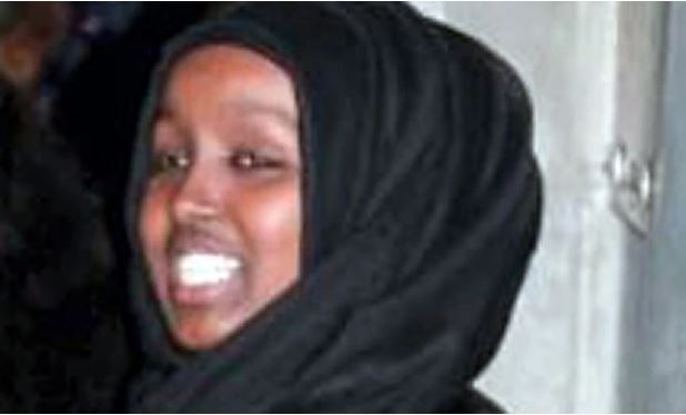 Salma Halane, who is now reportedly married to an Isis fighter. Photograph: Cavendish Press