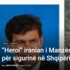 "Iranian MEK ""hero"" of Manez adds additional security threats to Albania"