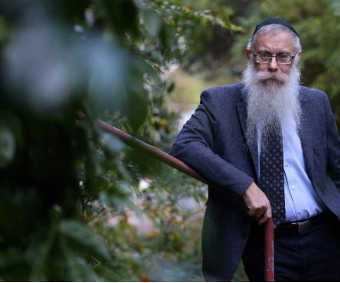 Melbourne psychologist Raphael Aron is fielding calls from parents worried about their children being radicalised. Picture: David Geraghty